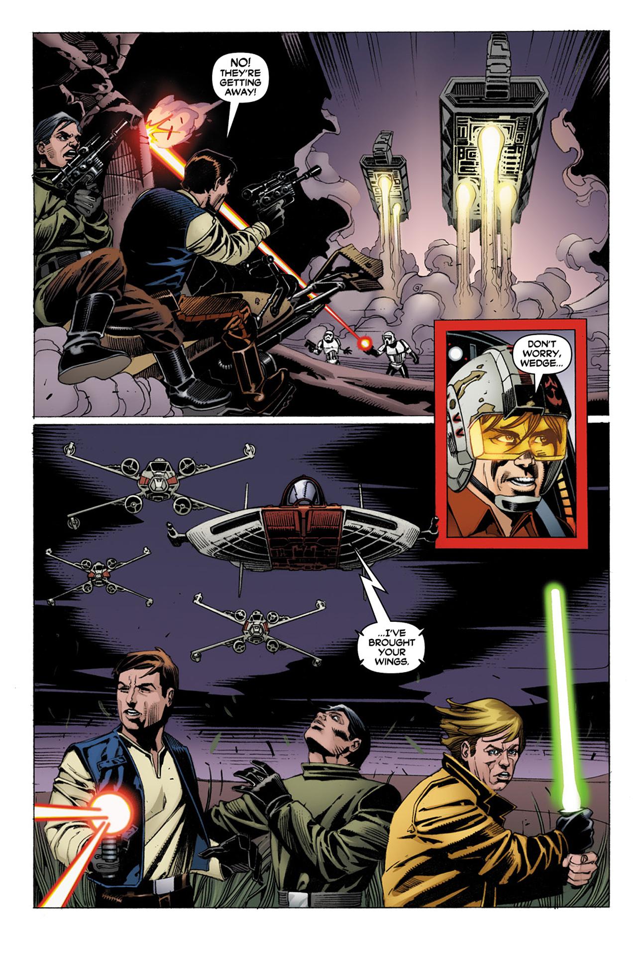 Read online Star Wars Omnibus comic -  Issue # Vol. 1 - 40