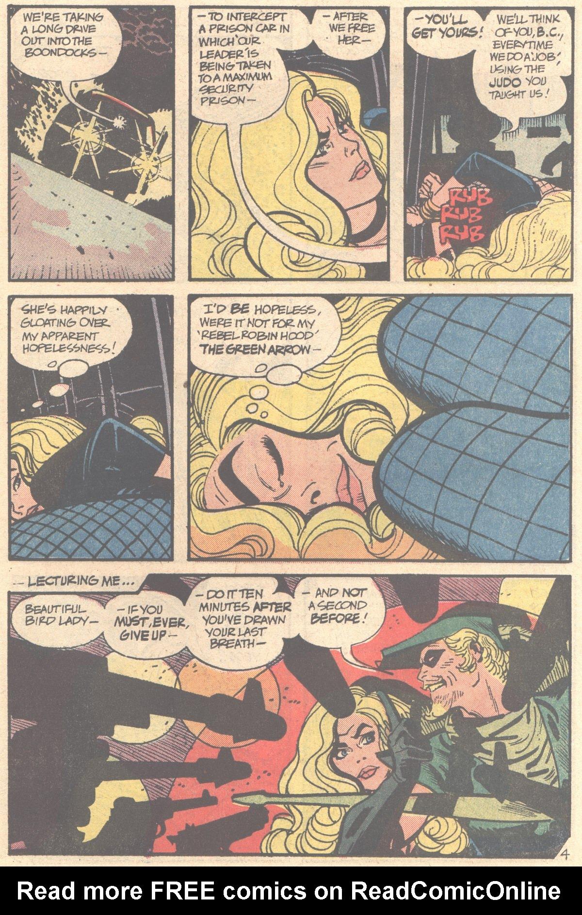 Read online Adventure Comics (1938) comic -  Issue #419 - 21