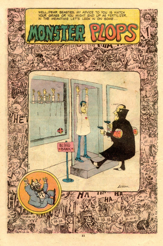 Read online Plop! comic -  Issue #7 - 12