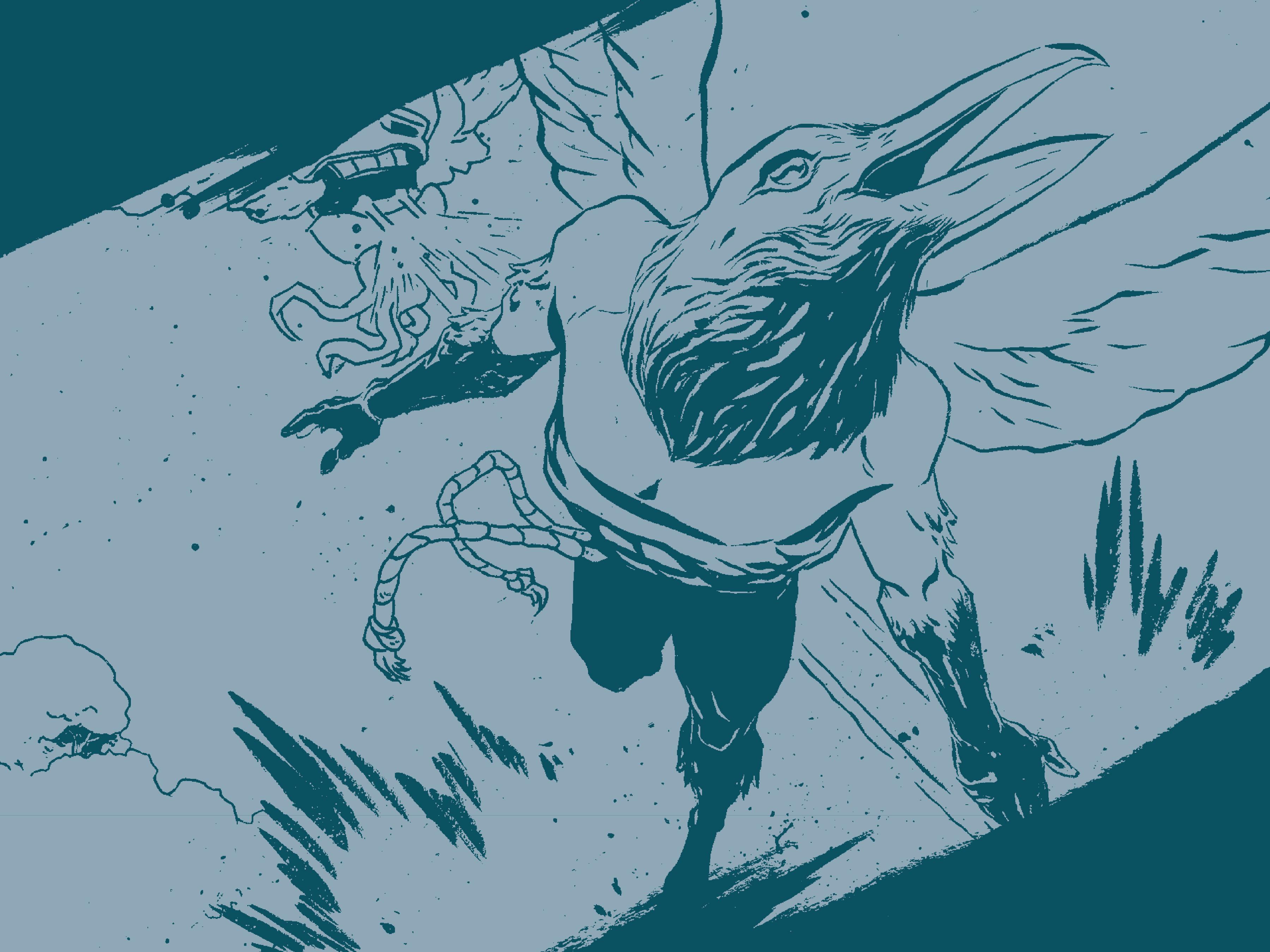 Read online Angel Catbird comic -  Issue # TPB 2 - 2