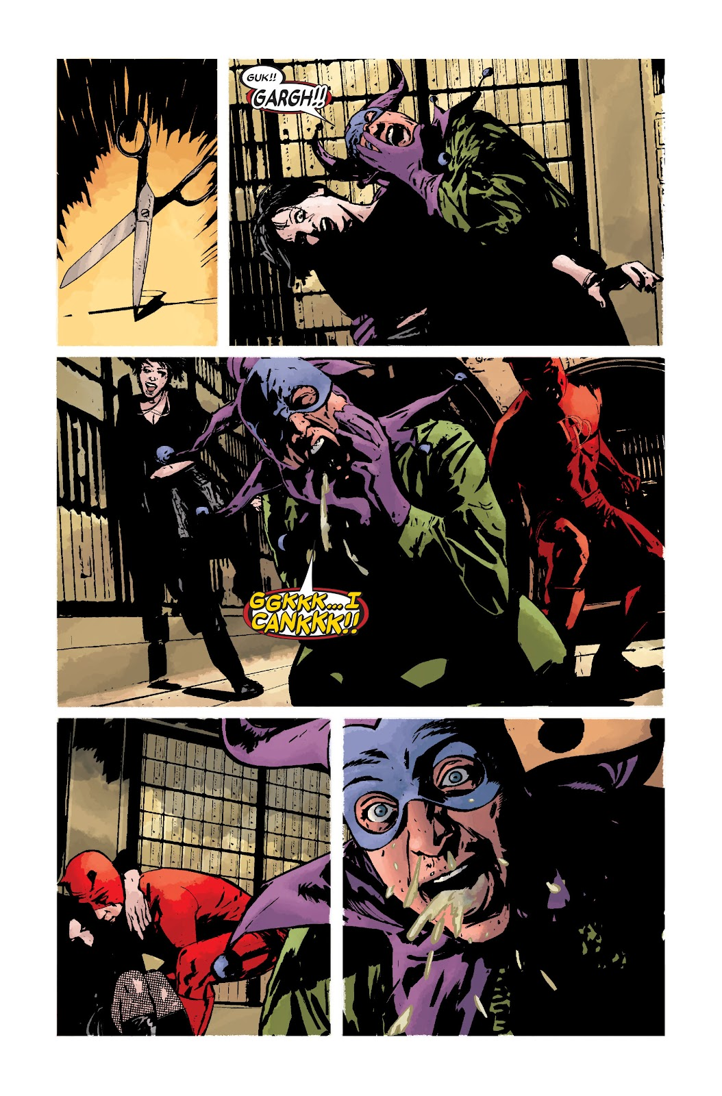 Read online Daredevil (1998) comic -  Issue # _Ultimate_Collection TPB 3 (Part 3) - 7