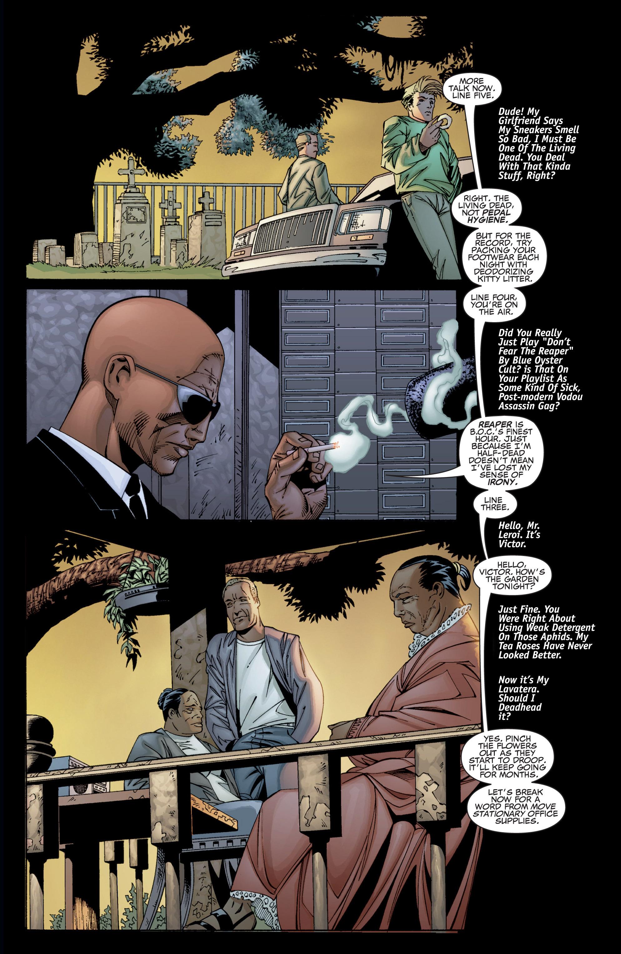 Read online Shadowman (1999) comic -  Issue #1 - 17