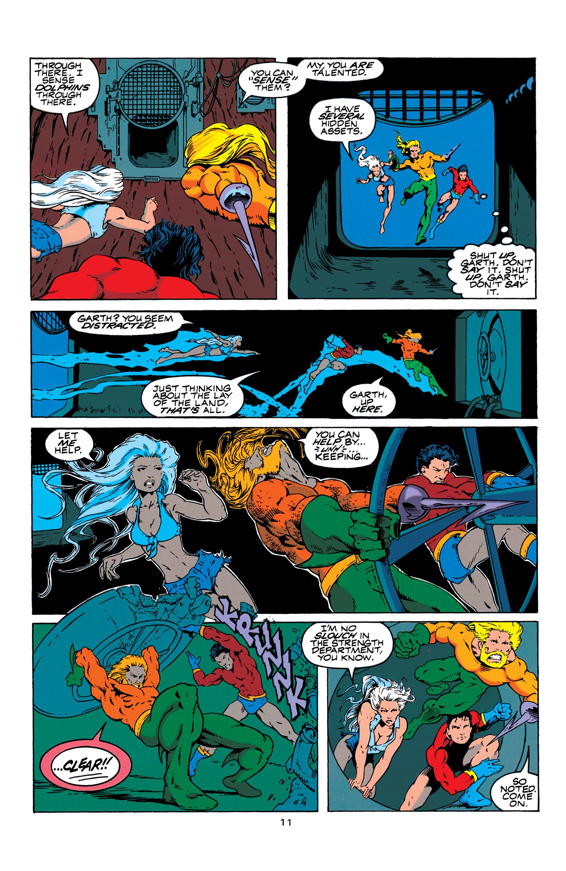 Read online Aquaman (1994) comic -  Issue #4 - 12