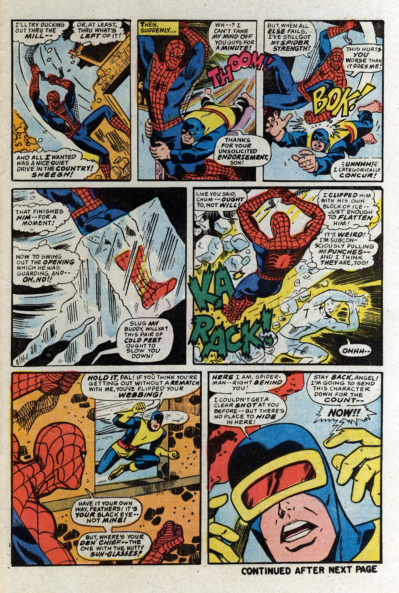 Read online Uncanny X-Men (1963) comic -  Issue #83 - 25