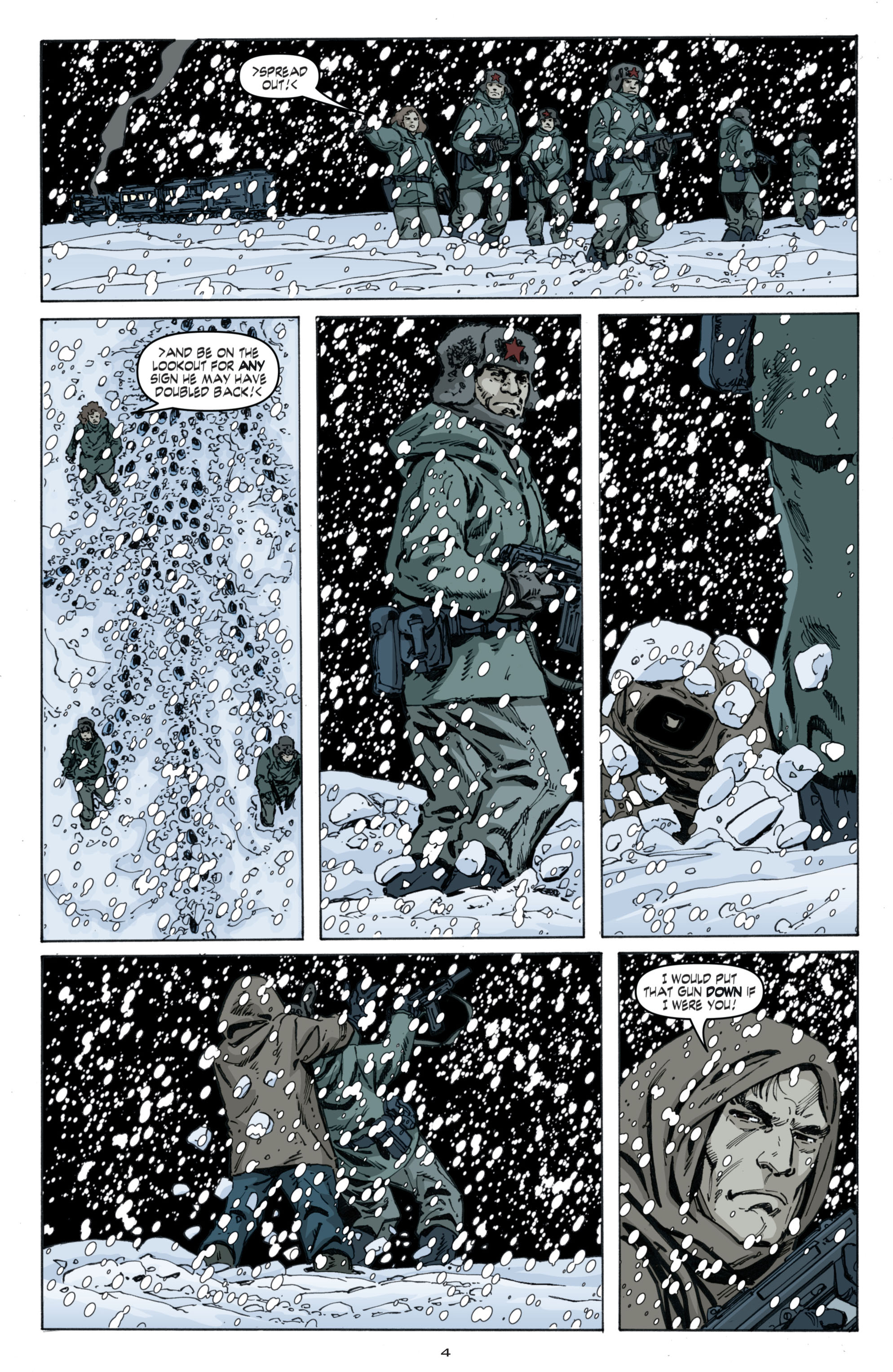 Read online Cold War comic -  Issue # TPB - 88