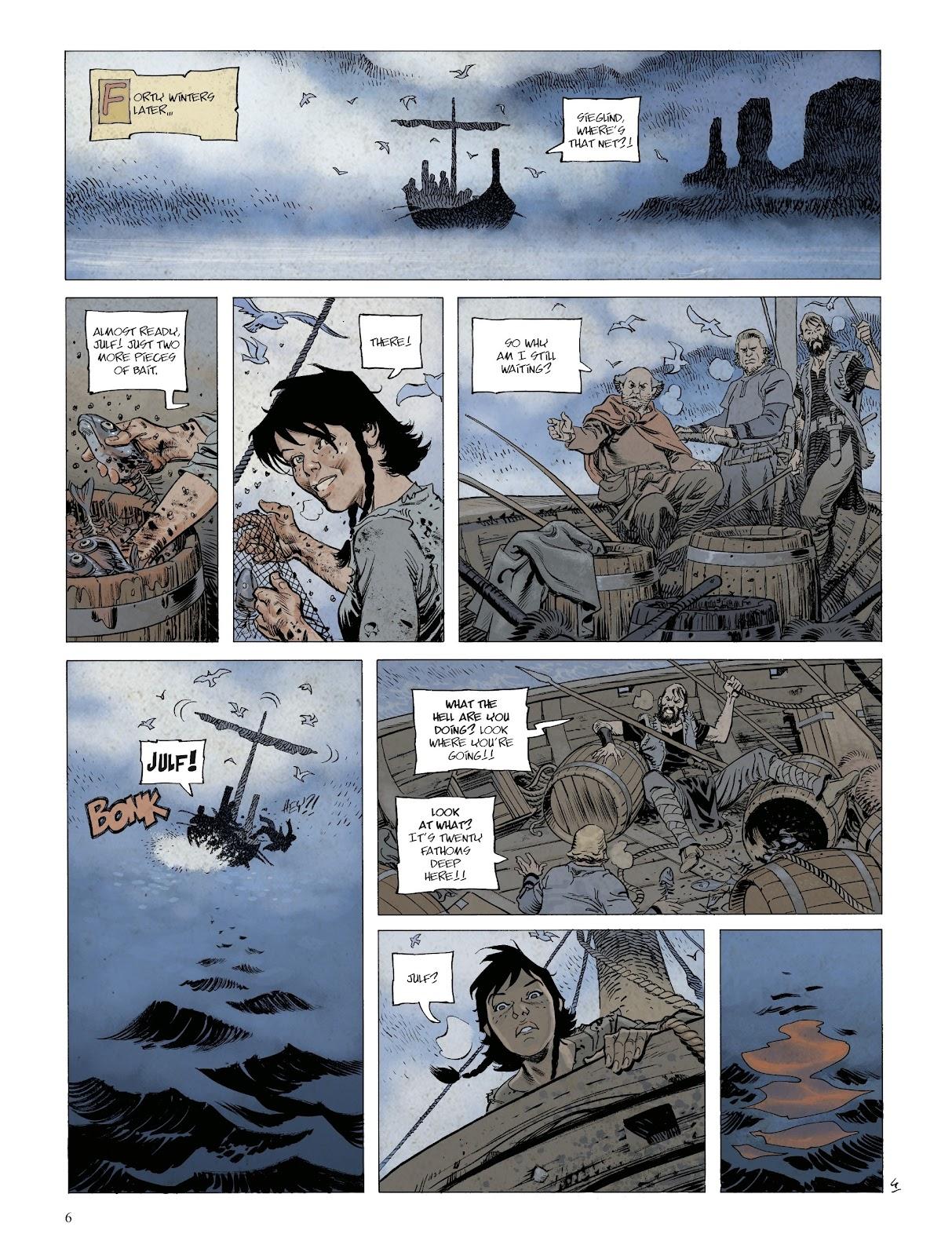 Read online Asgard comic -  Issue #1 - 8