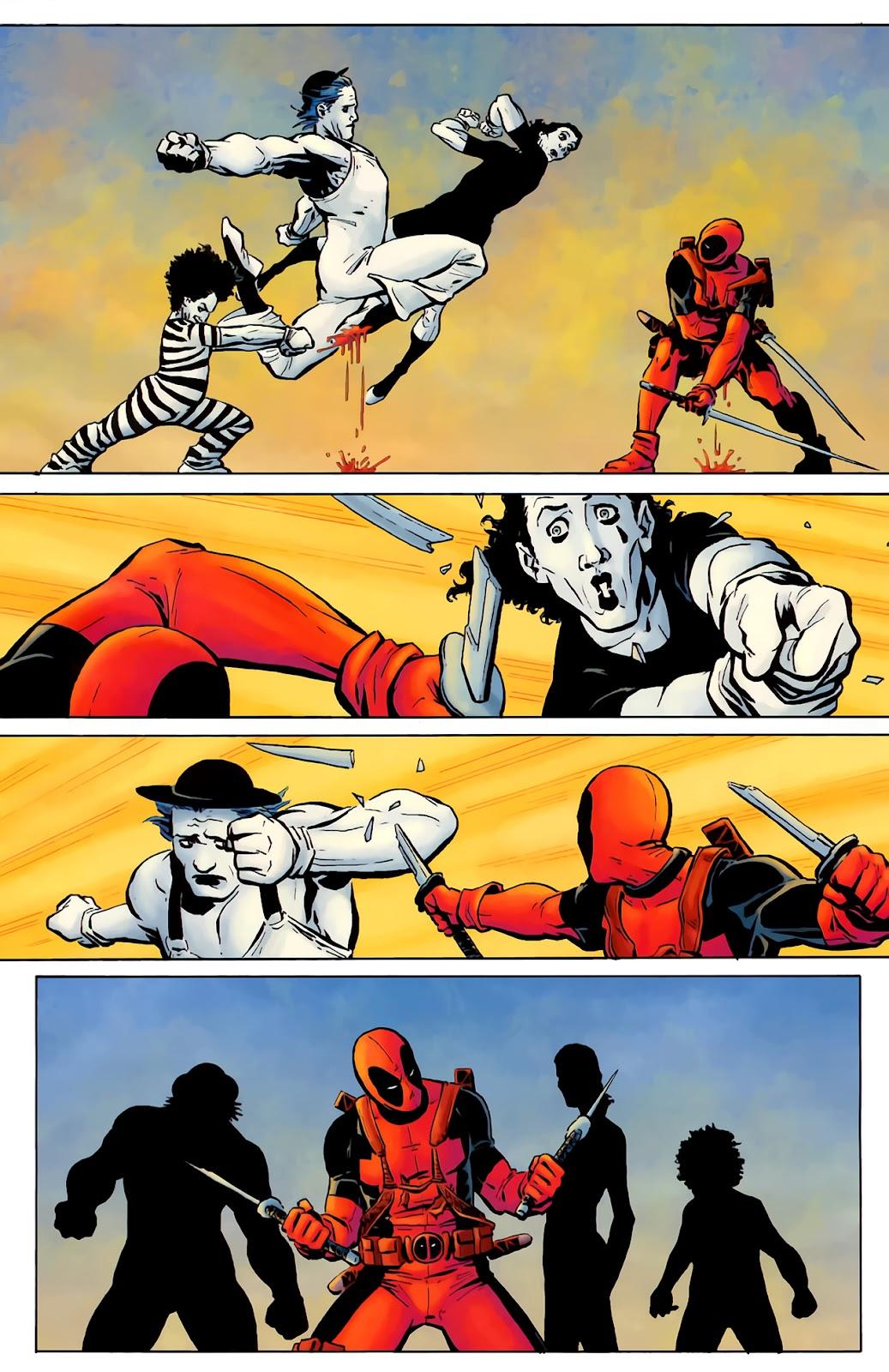 Read online Deadpool (2008) comic -  Issue #900 - 19