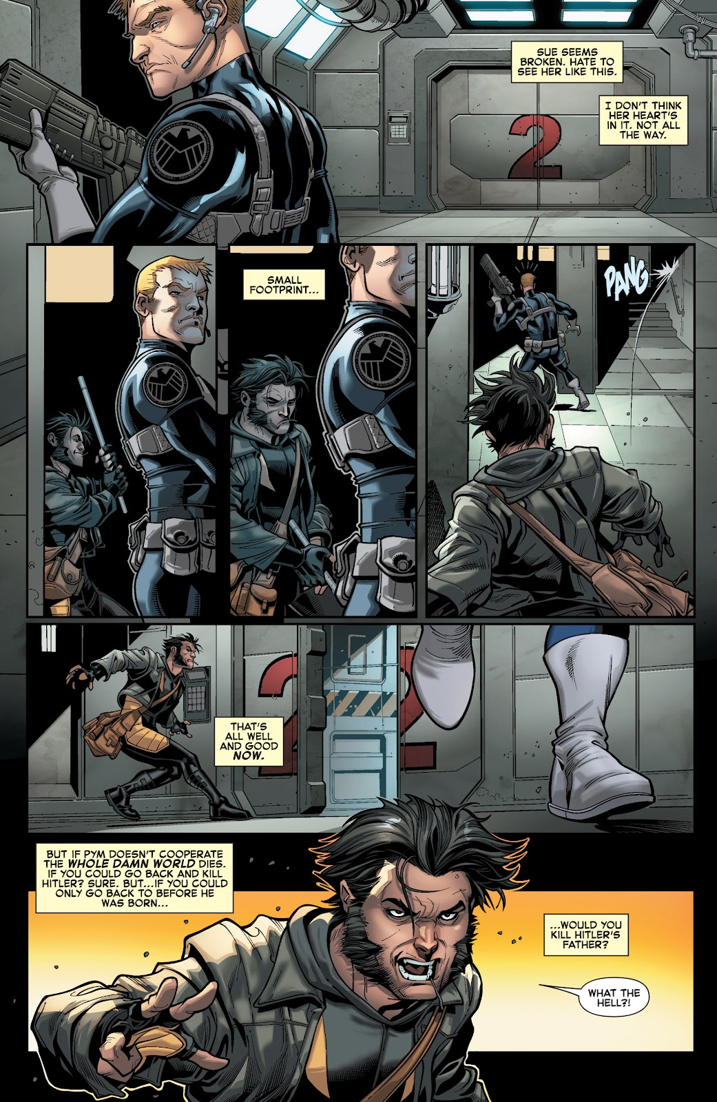 Read online Age of Ultron Companion comic -  Issue # TPB (Part 2) - 21