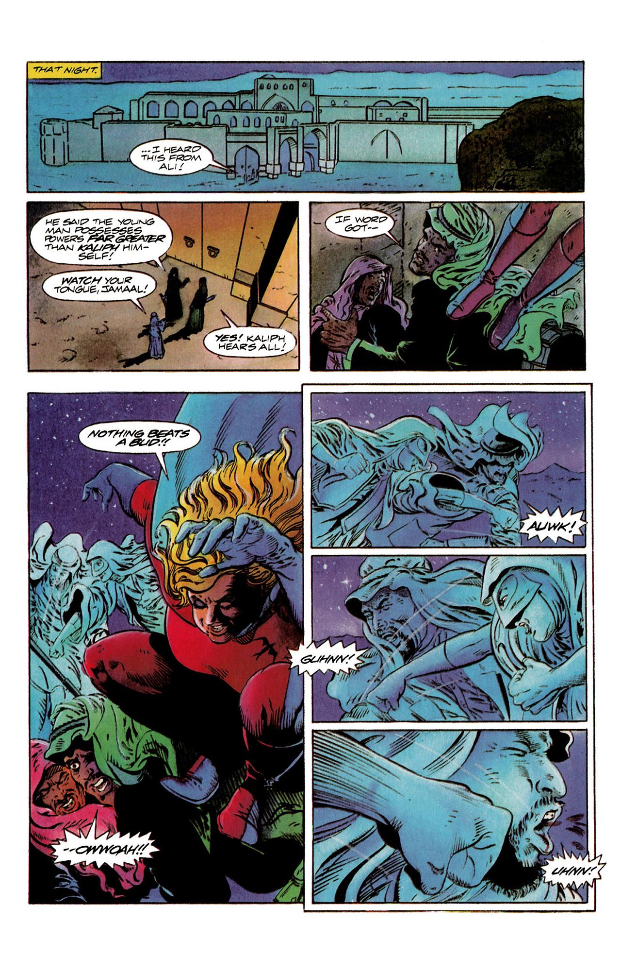 Read online Harbinger (1992) comic -  Issue #20 - 9
