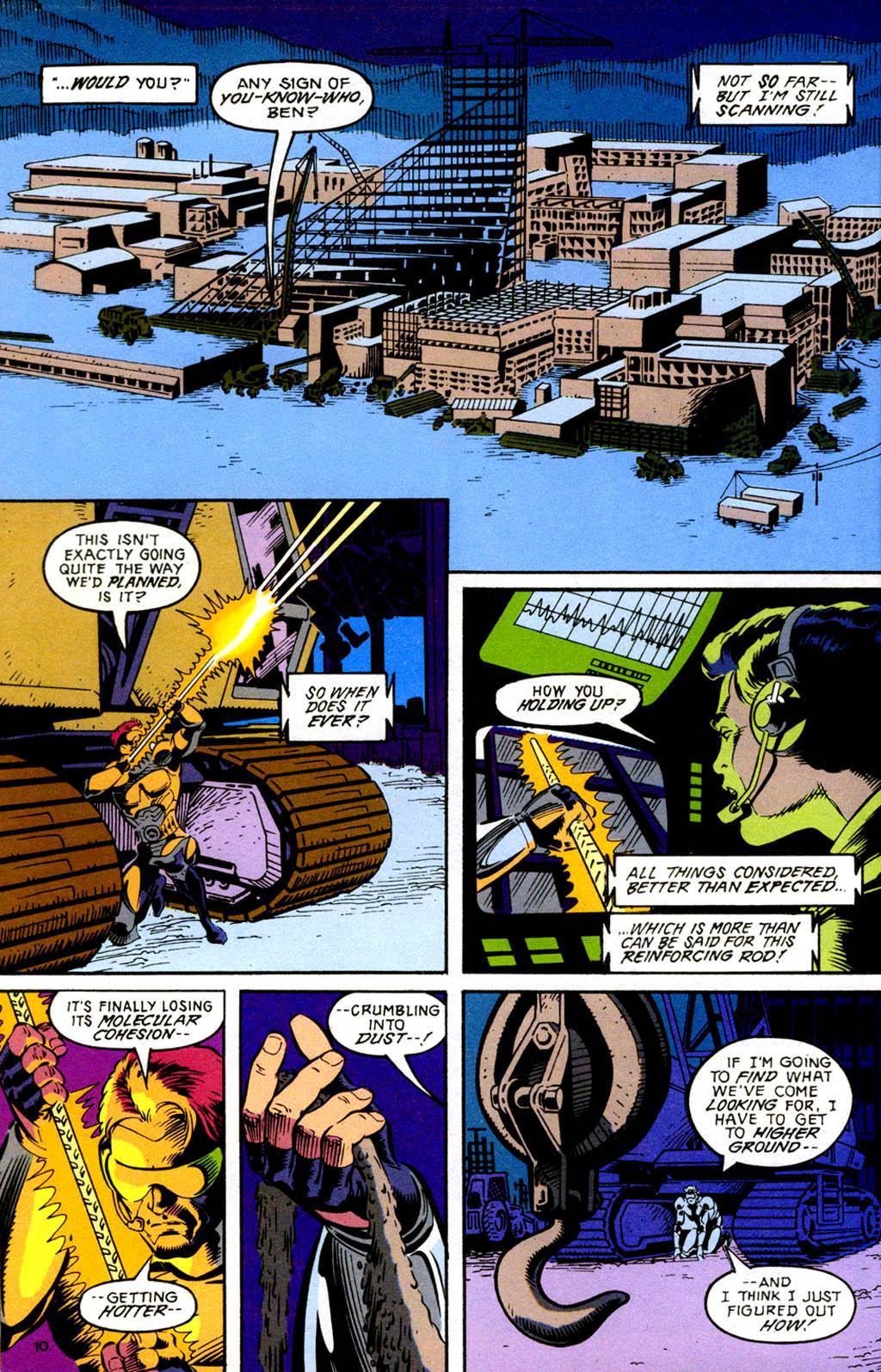 Read online Gunfire comic -  Issue #1 - 14