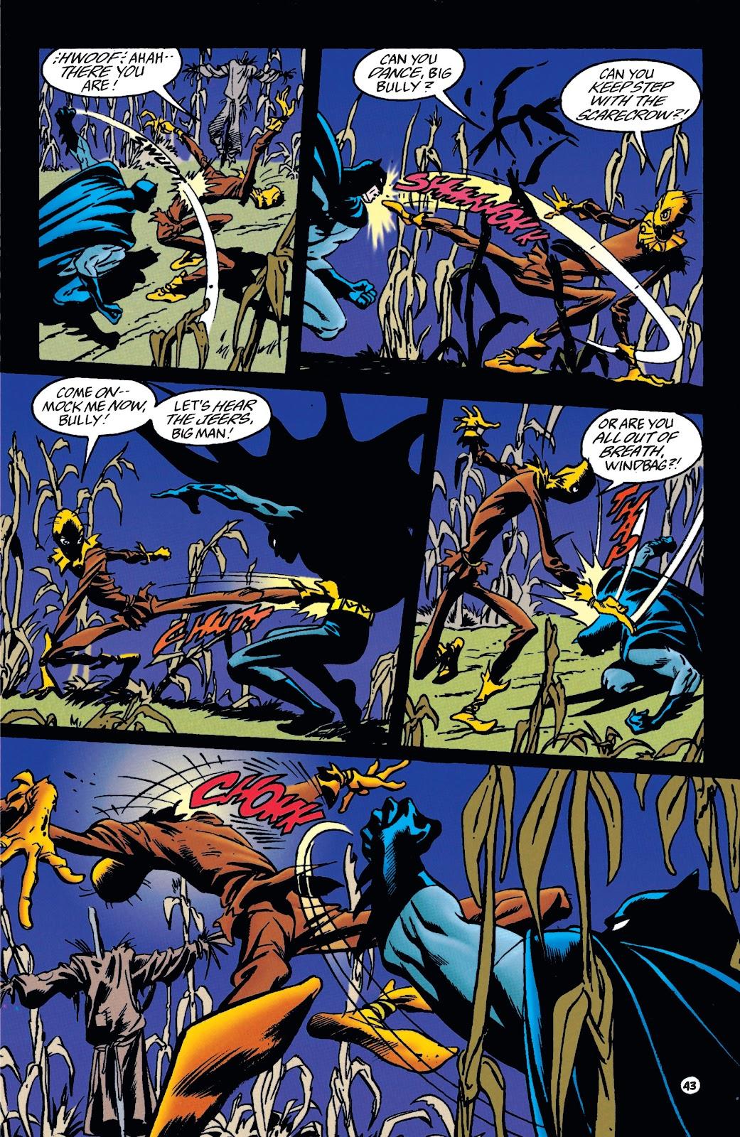 Read online Batman Arkham: Scarecrow comic -  Issue # TPB (Part 2) - 83