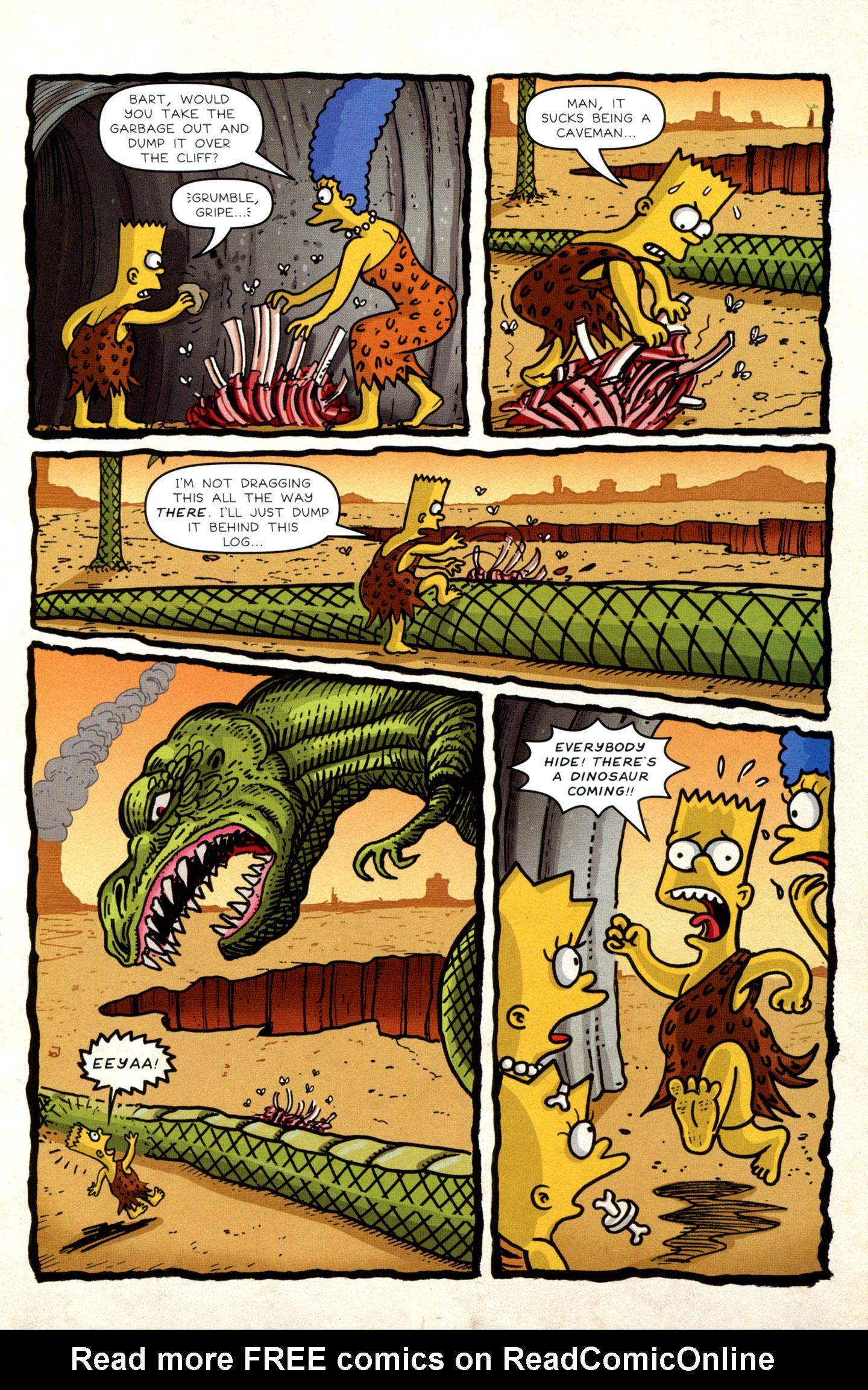 Read online Simpsons Comics Presents Bart Simpson comic -  Issue #72 - 23