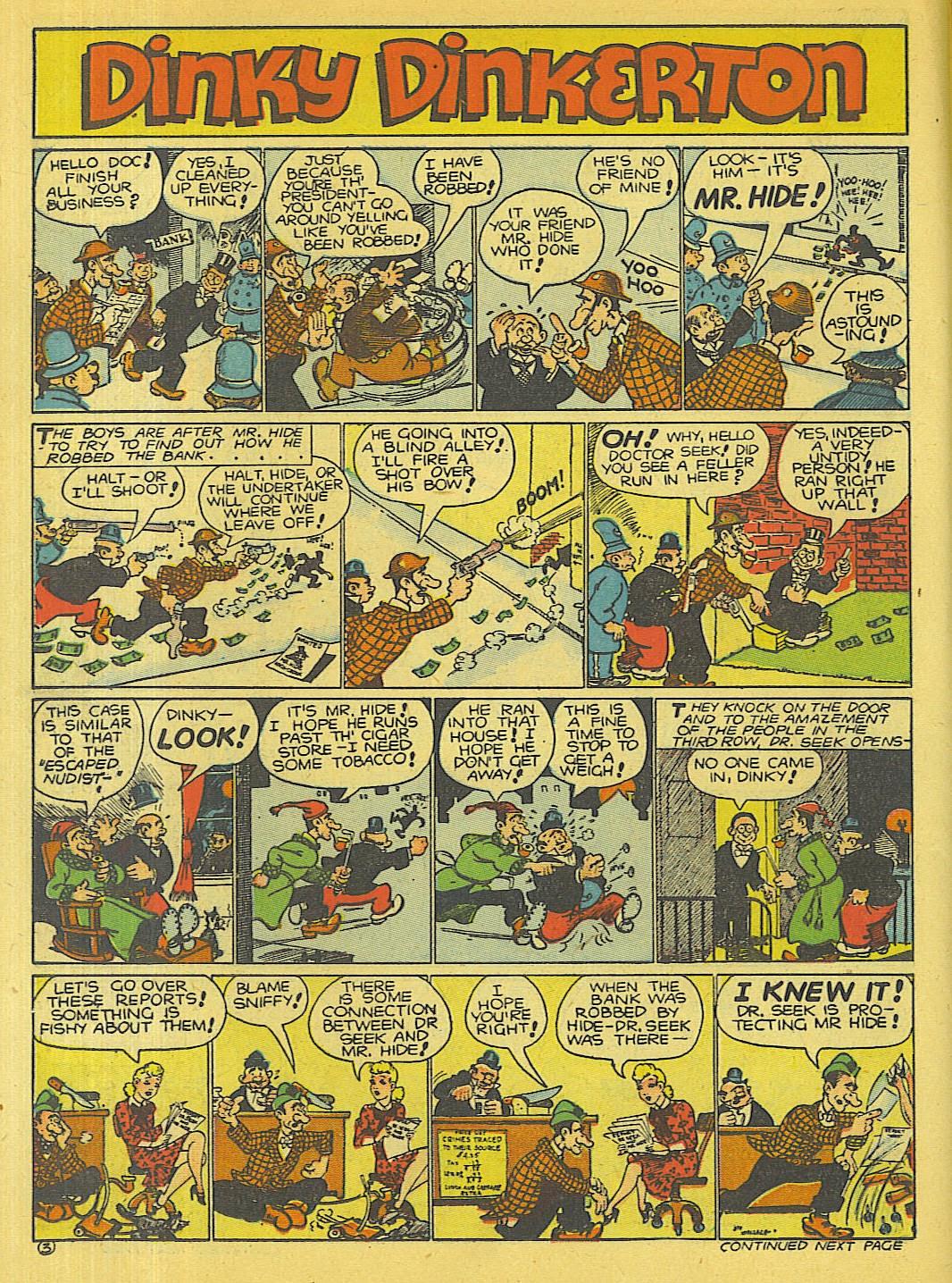 Reglar Fellers Heroic Comics issue 5 - Page 25