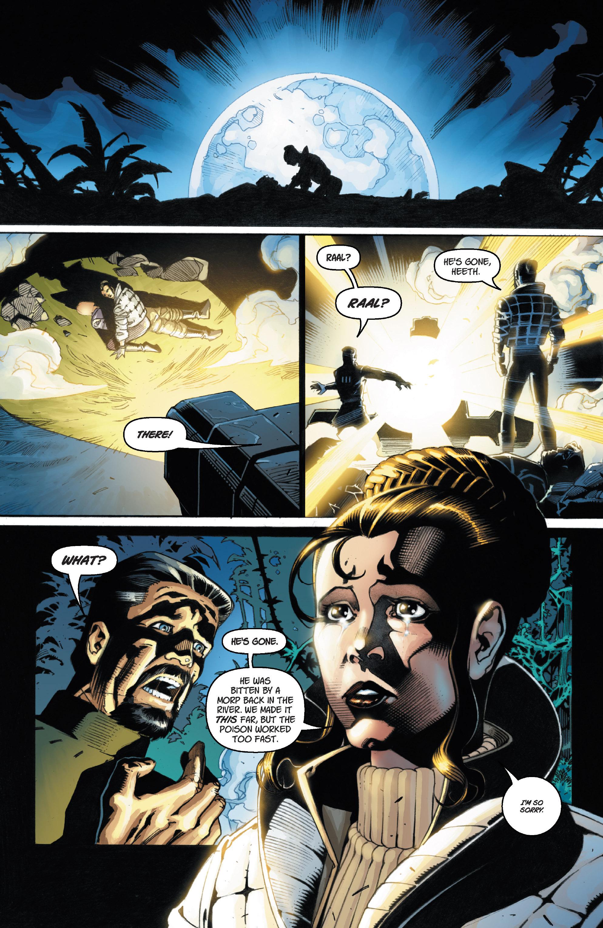 Read online Star Wars Omnibus comic -  Issue # Vol. 17 - 280
