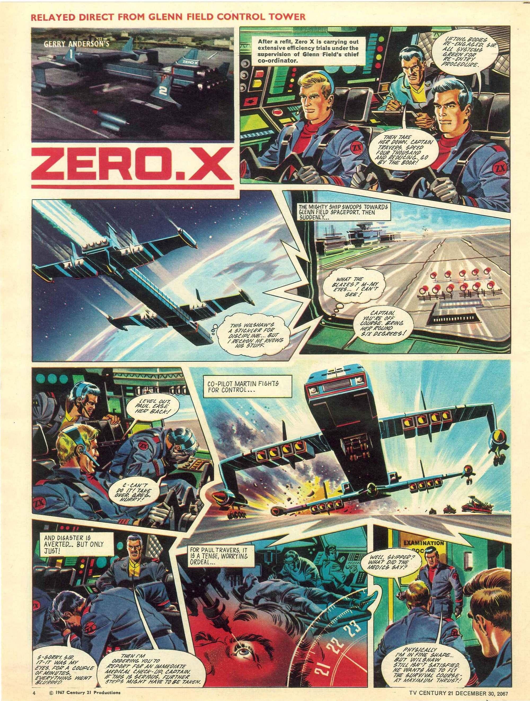 Read online TV Century 21 (TV 21) comic -  Issue #154 - 4