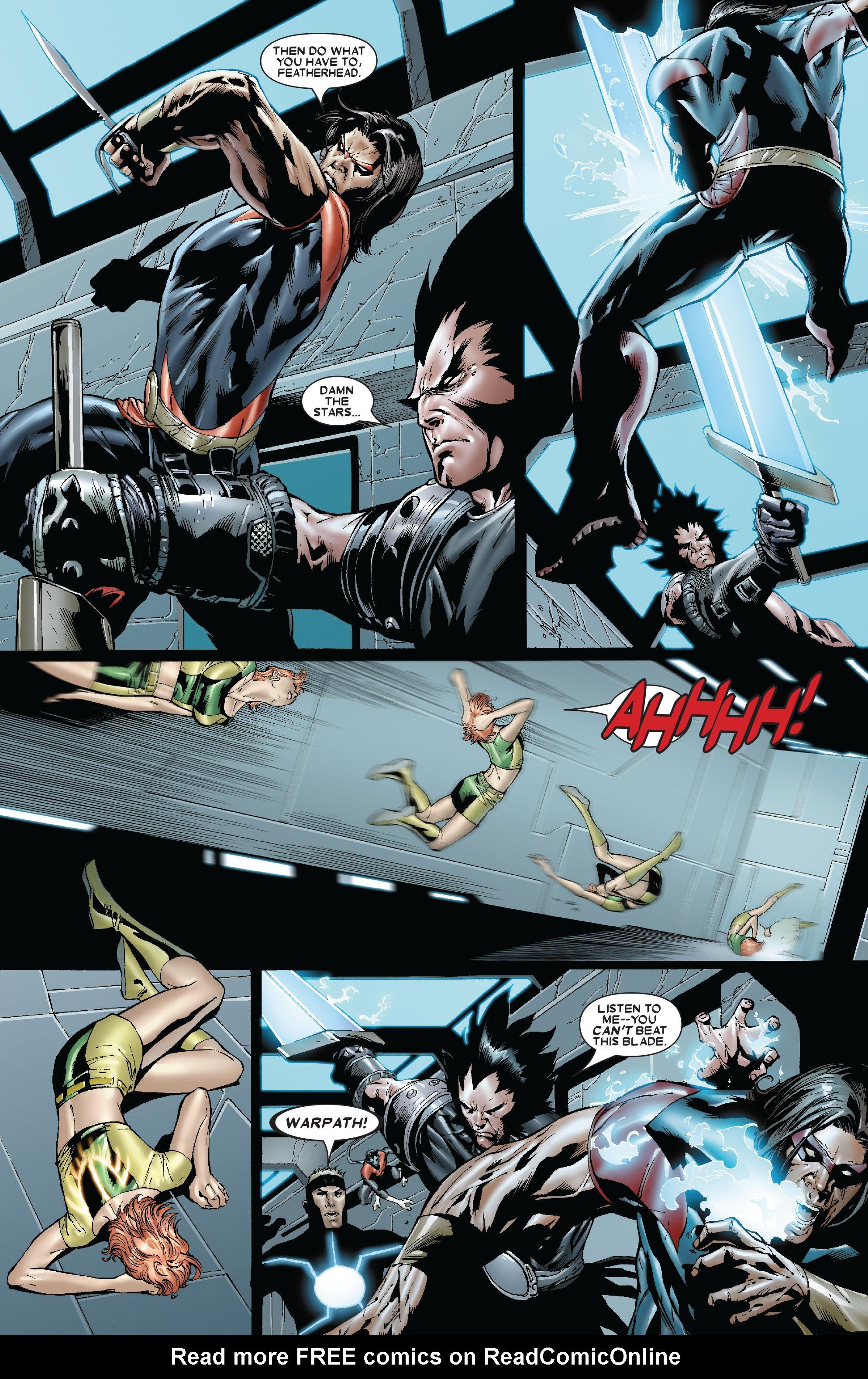 Read online Uncanny X-Men (1963) comic -  Issue #479 - 13