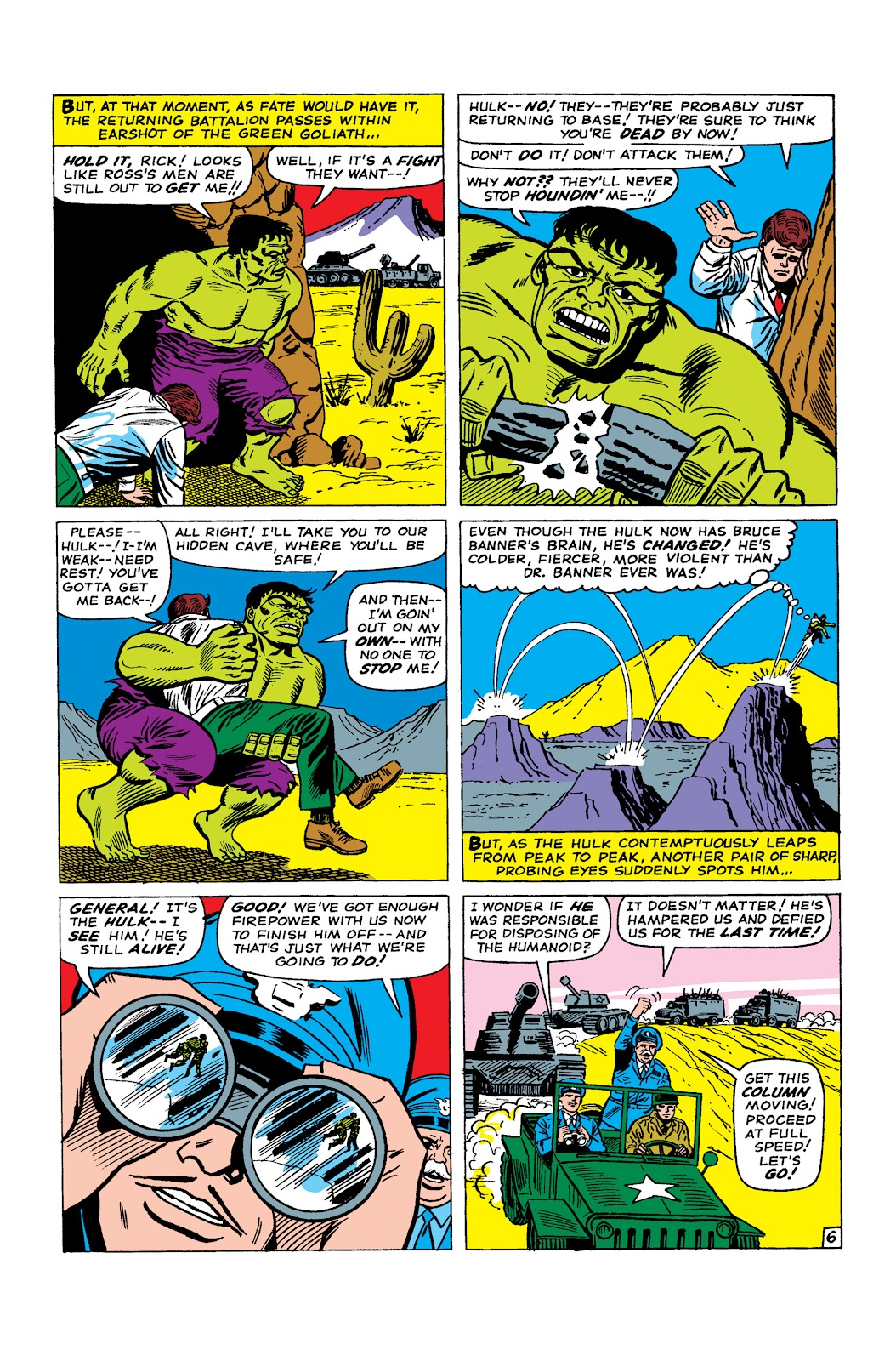 Read online Marvel Masterworks: The Incredible Hulk comic -  Issue # TPB 2 (Part 2) - 51