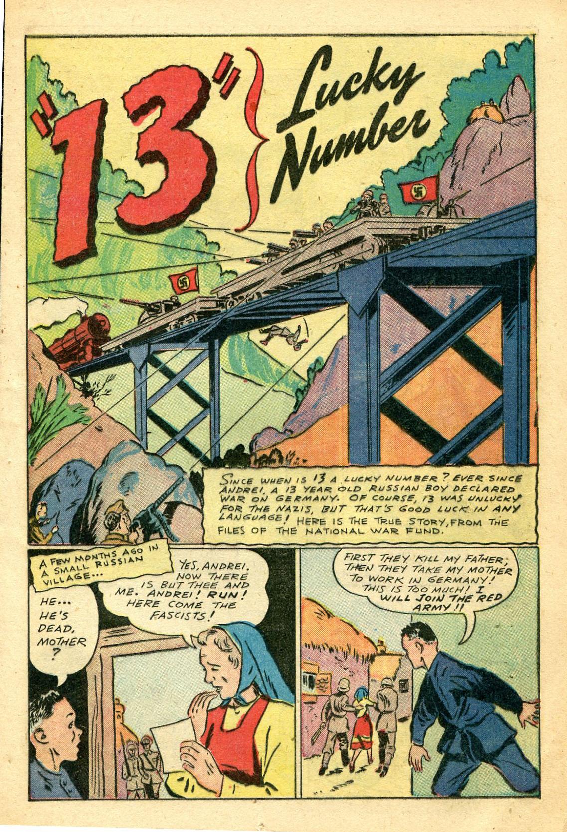 Read online Shadow Comics comic -  Issue #44 - 32