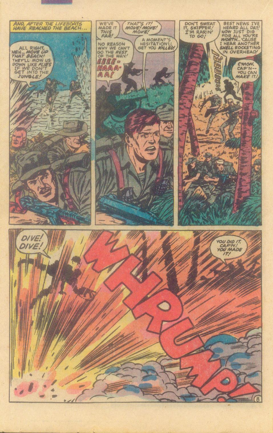 Read online Sgt. Fury comic -  Issue #160 - 16
