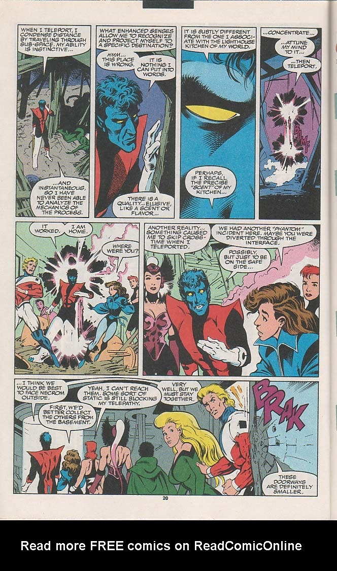 Excalibur (1988) issue 49 - Page 17
