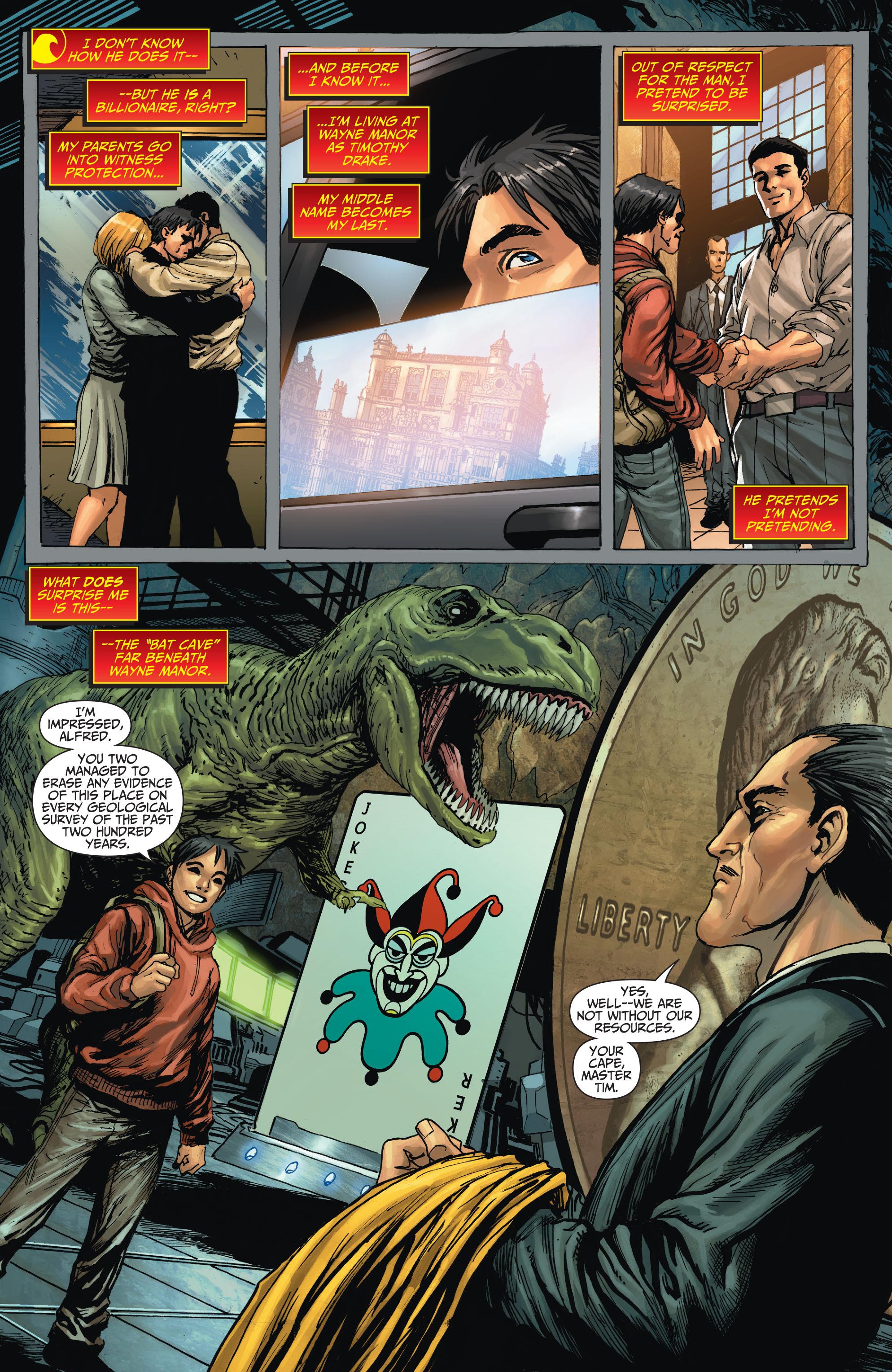 Read online Secret Origins (2014) comic -  Issue #3 - 33