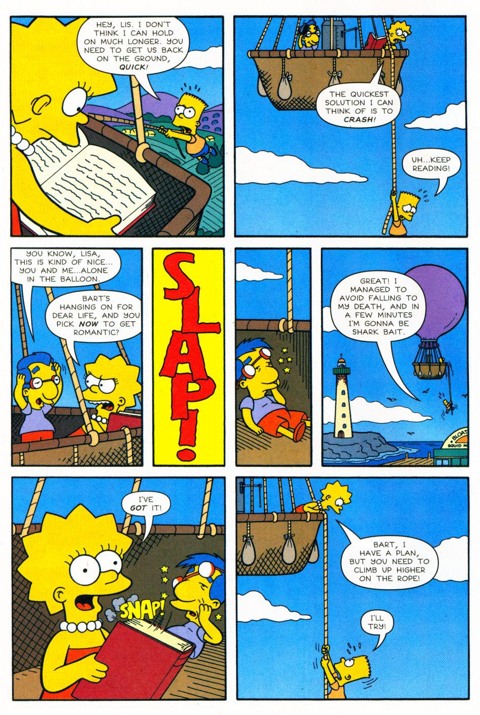 Read online Simpsons Comics Presents Bart Simpson comic -  Issue #27 - 9