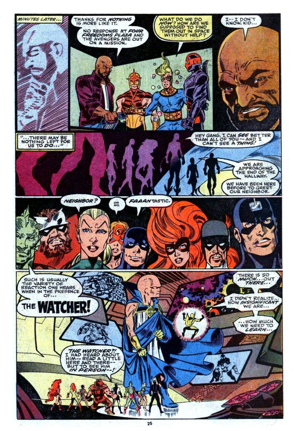 The New Warriors Issue #6 #10 - English 19