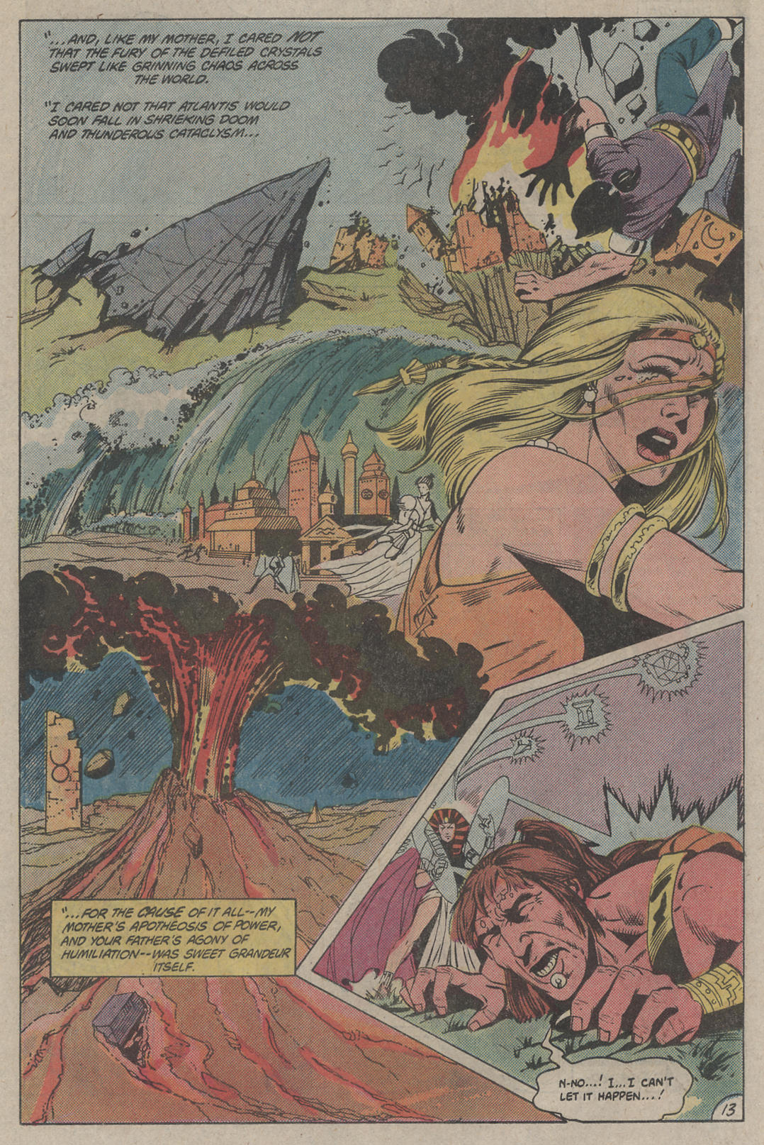 Read online Arion, Lord of Atlantis comic -  Issue #4 - 13