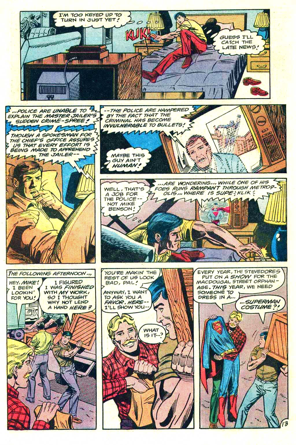 Read online Action Comics (1938) comic -  Issue #564 - 14