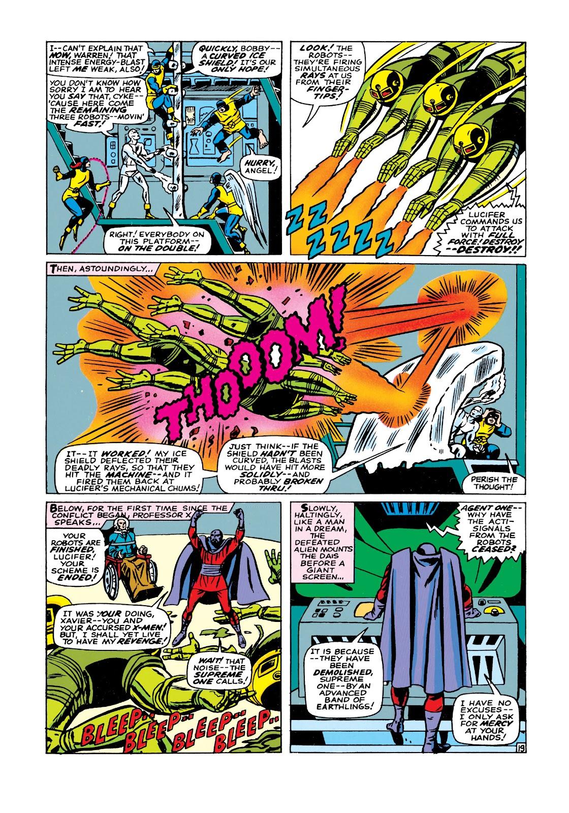 Uncanny X-Men (1963) issue 21 - Page 20