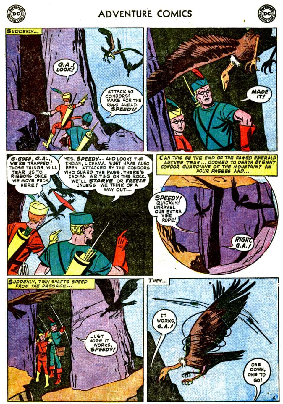 Read online Adventure Comics (1938) comic -  Issue #184 - 39