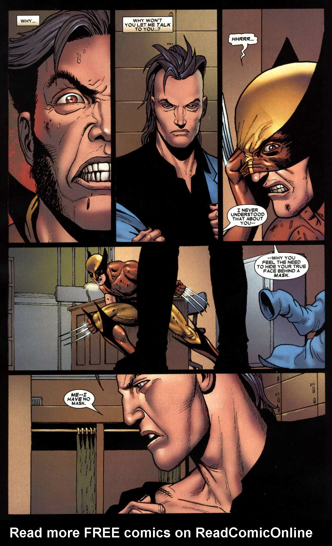 Read online Wolverine: Origins comic -  Issue #13 - 14