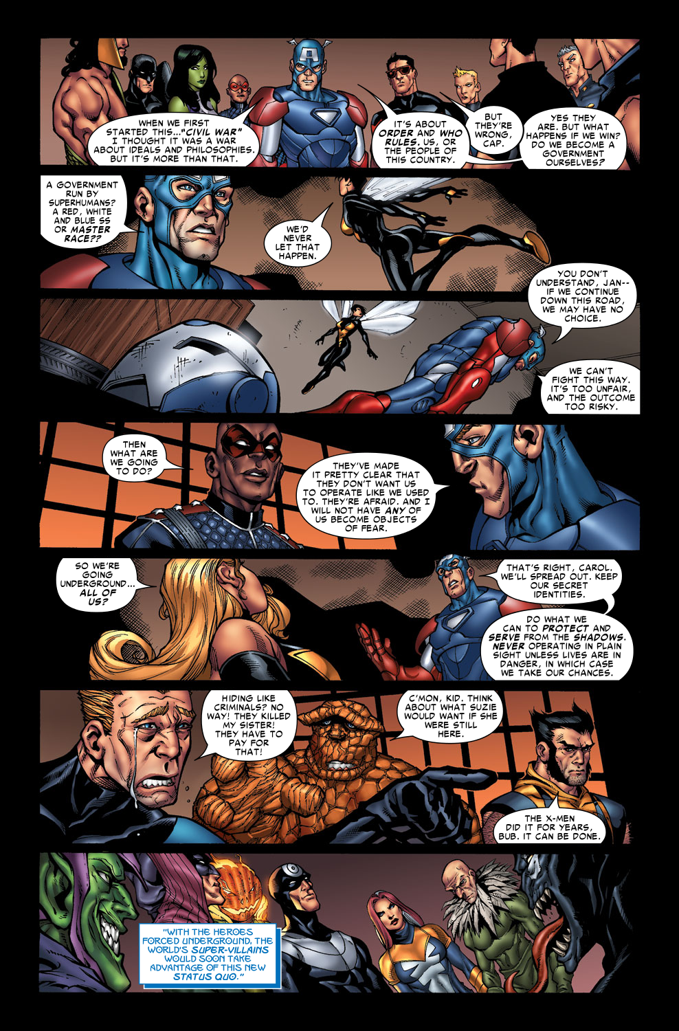 What If? Civil War issue Full - Page 22
