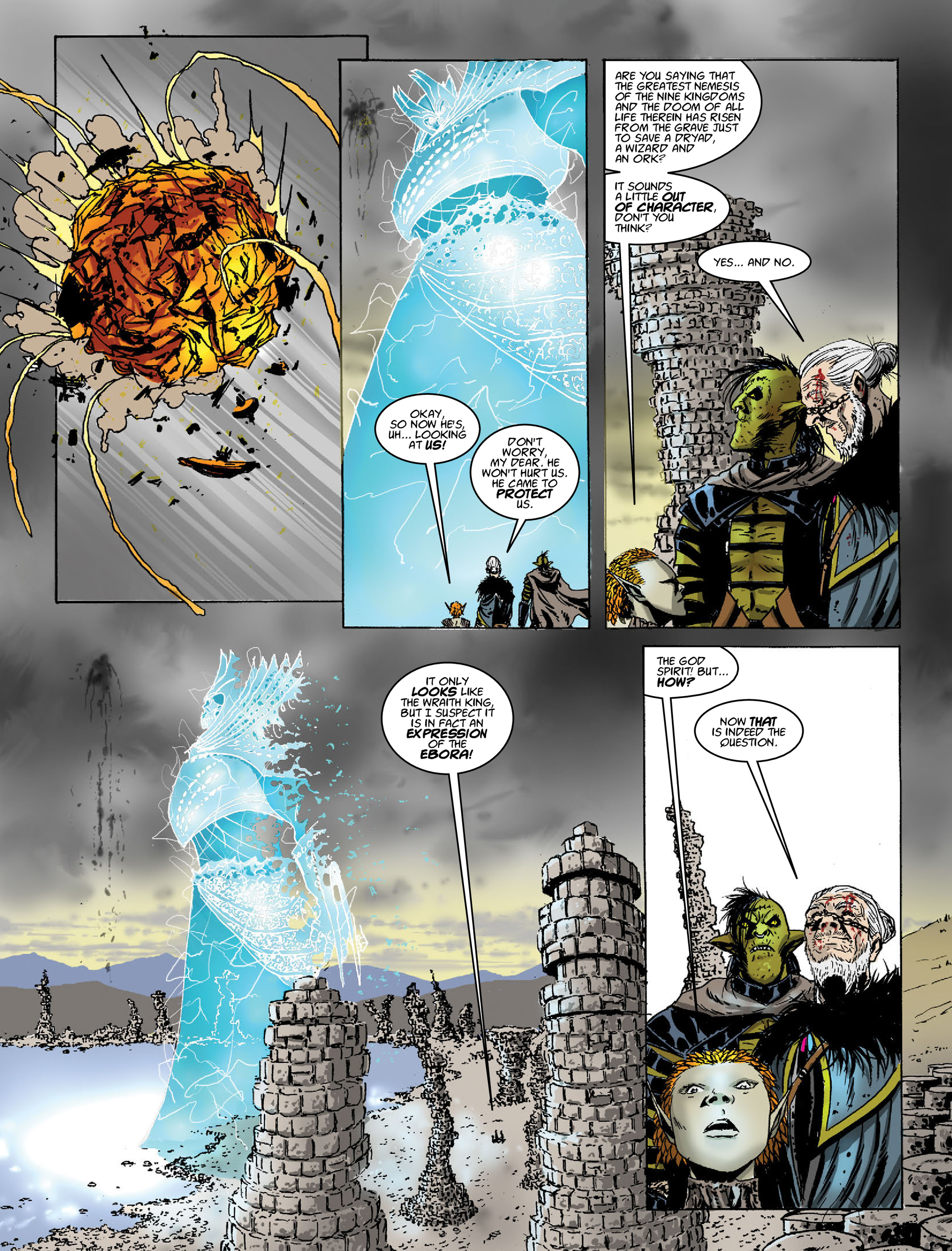 Read online 2000 AD comic -  Issue #2022 - 17