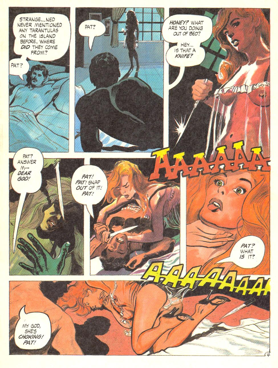 Read online Twisted Tales (1982) comic -  Issue #3 - 13