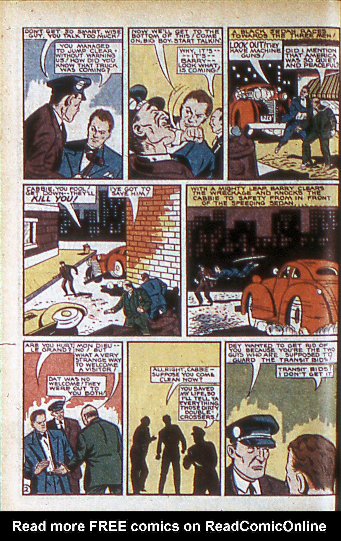 Read online Adventure Comics (1938) comic -  Issue #60 - 15
