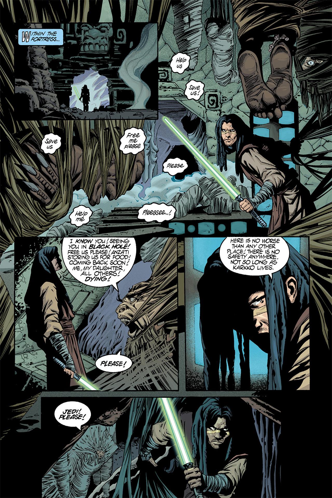 Read online Star Wars Omnibus comic -  Issue # Vol. 15 - 259