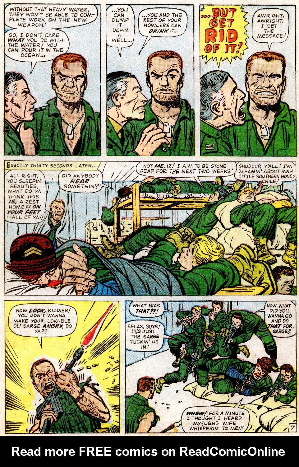 Read online Sgt. Fury comic -  Issue #2 - 10