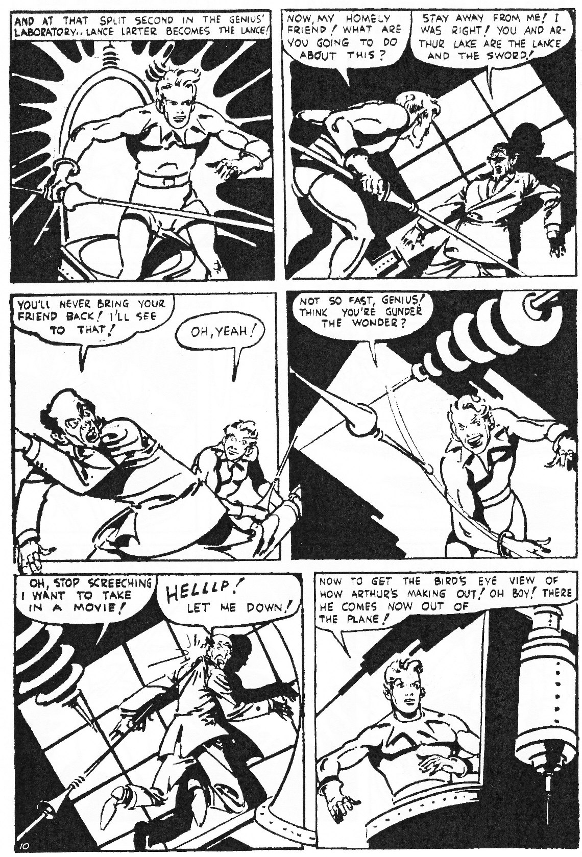 Read online Men of Mystery Comics comic -  Issue #81 - 140