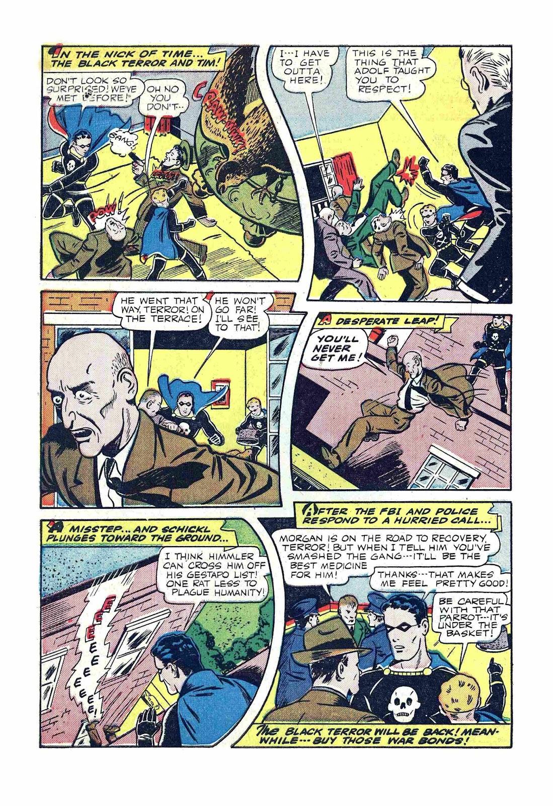 Read online America's Best Comics comic -  Issue #13 - 14