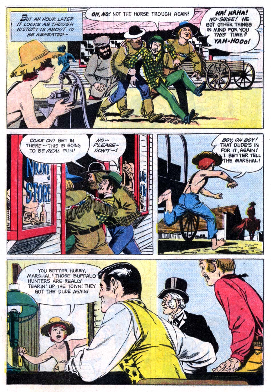 Four Color Comics issue 890 - Page 33