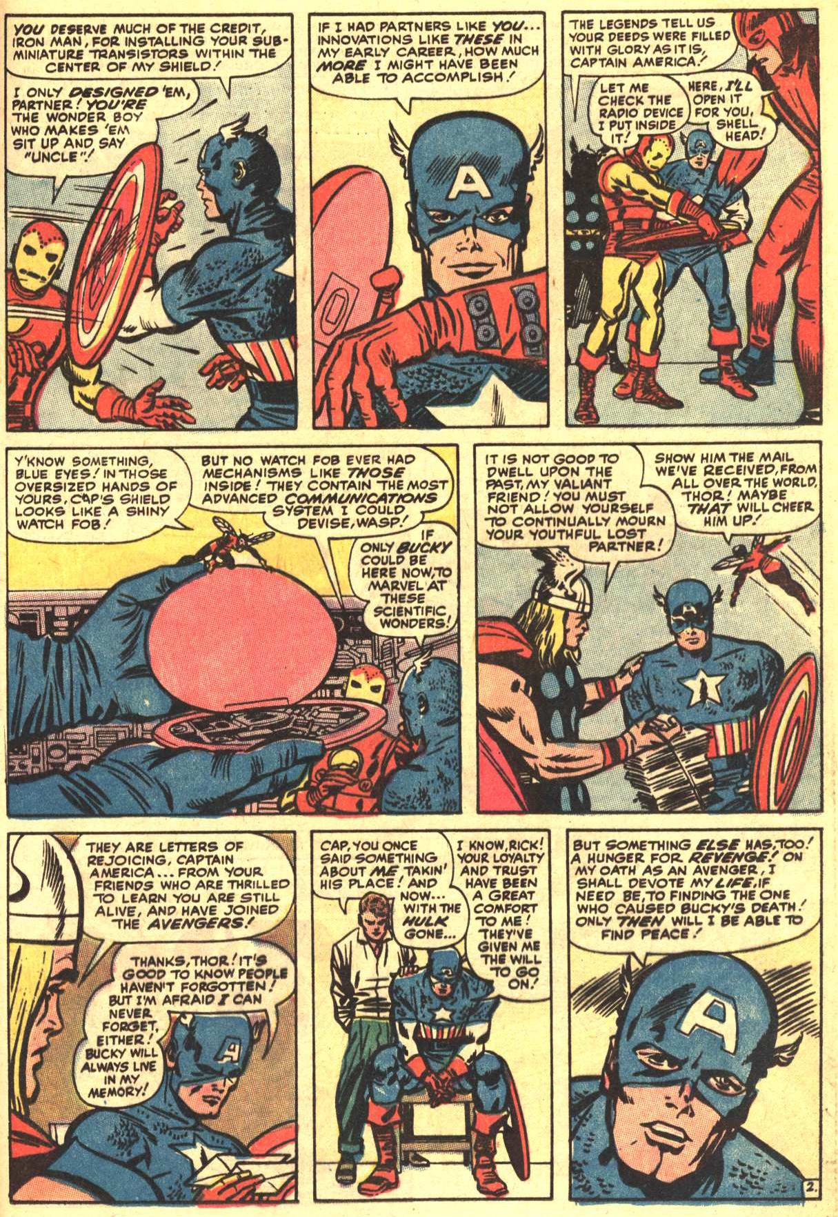 The Avengers (1963) 6 Page 2