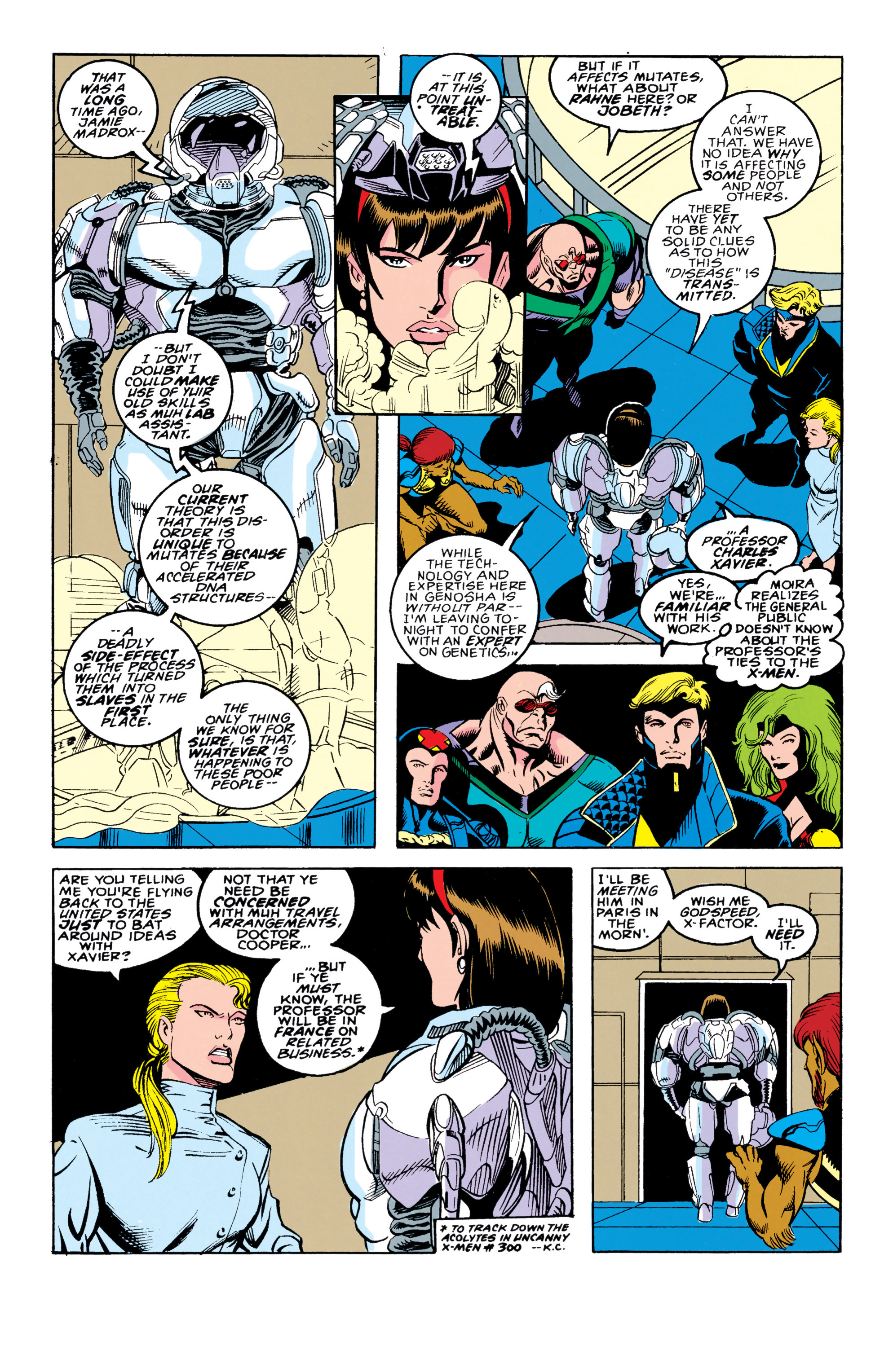 Read online X-Factor (1986) comic -  Issue #90 - 18