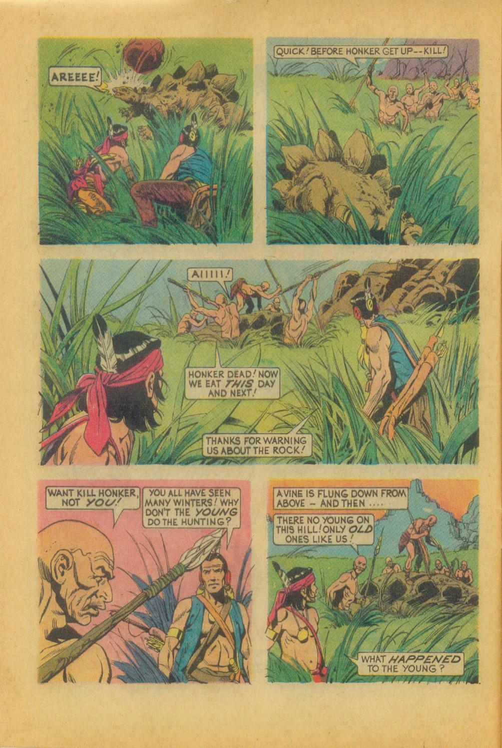 Read online Turok, Son of Stone comic -  Issue #87 - 4