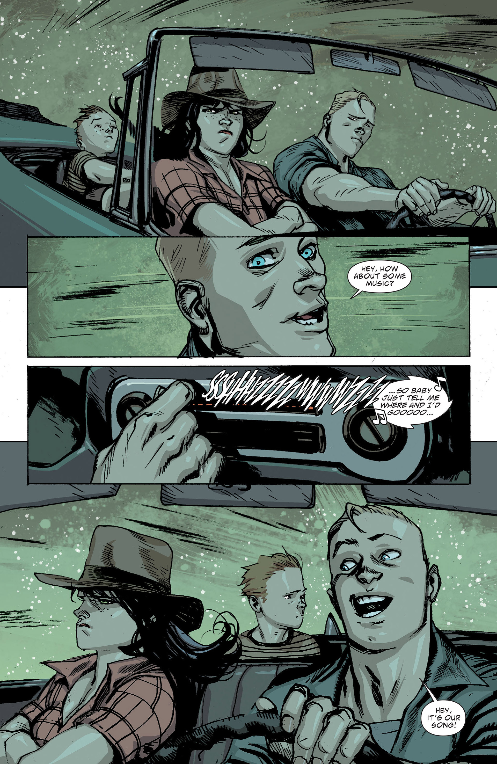 Read online American Vampire: The Long Road To Hell comic -  Issue # Full - 28