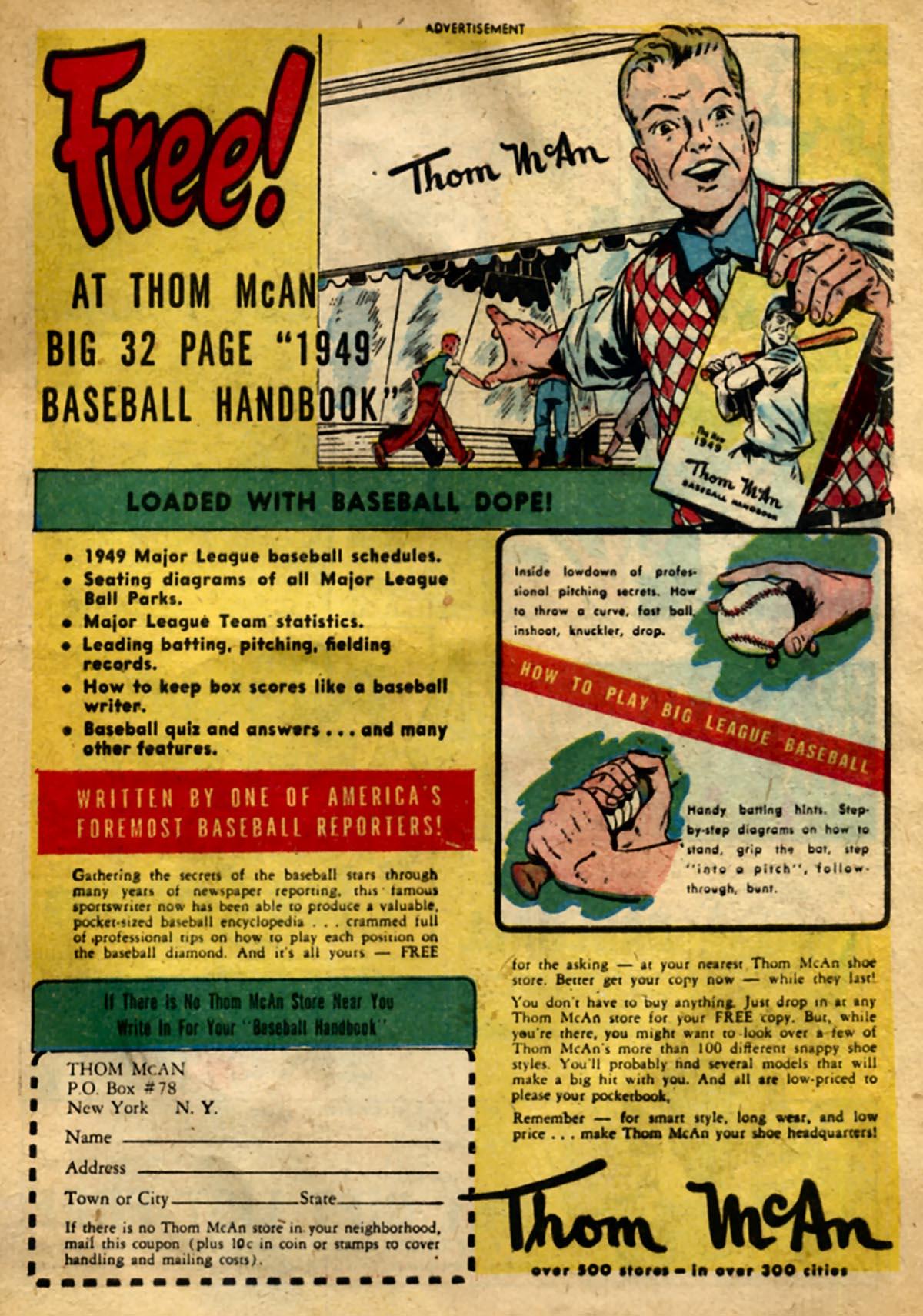 Read online Adventure Comics (1938) comic -  Issue #141 - 49