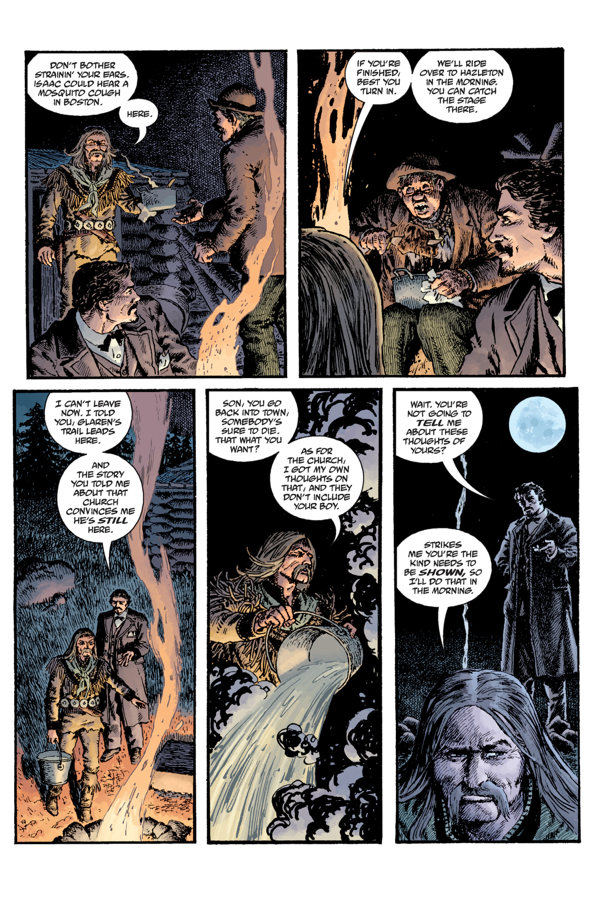 Read online Sir Edward Grey, Witchfinder: Lost and Gone Forever comic -  Issue # TPB - 34