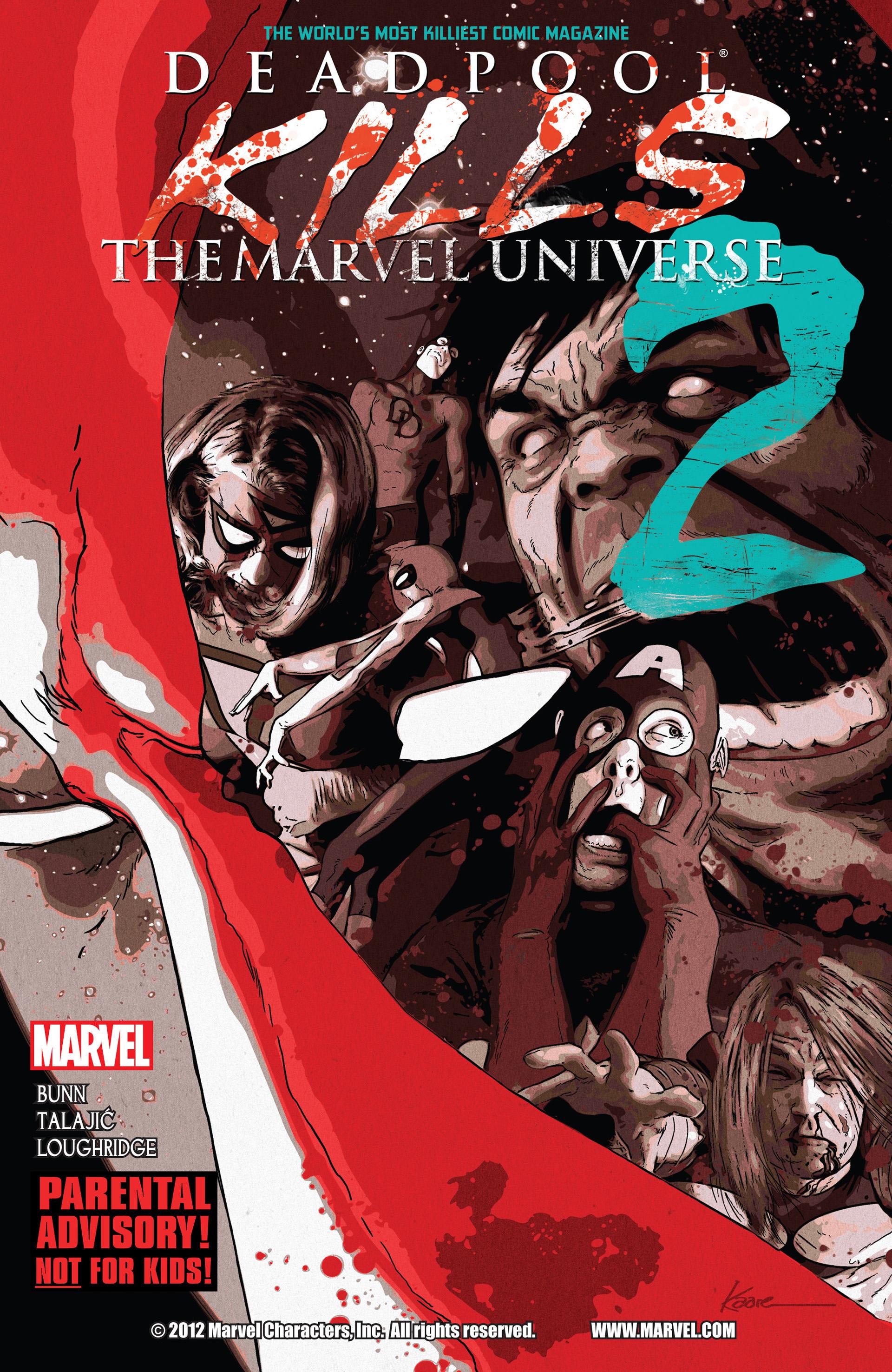 deadpool kills the marvel universe free online