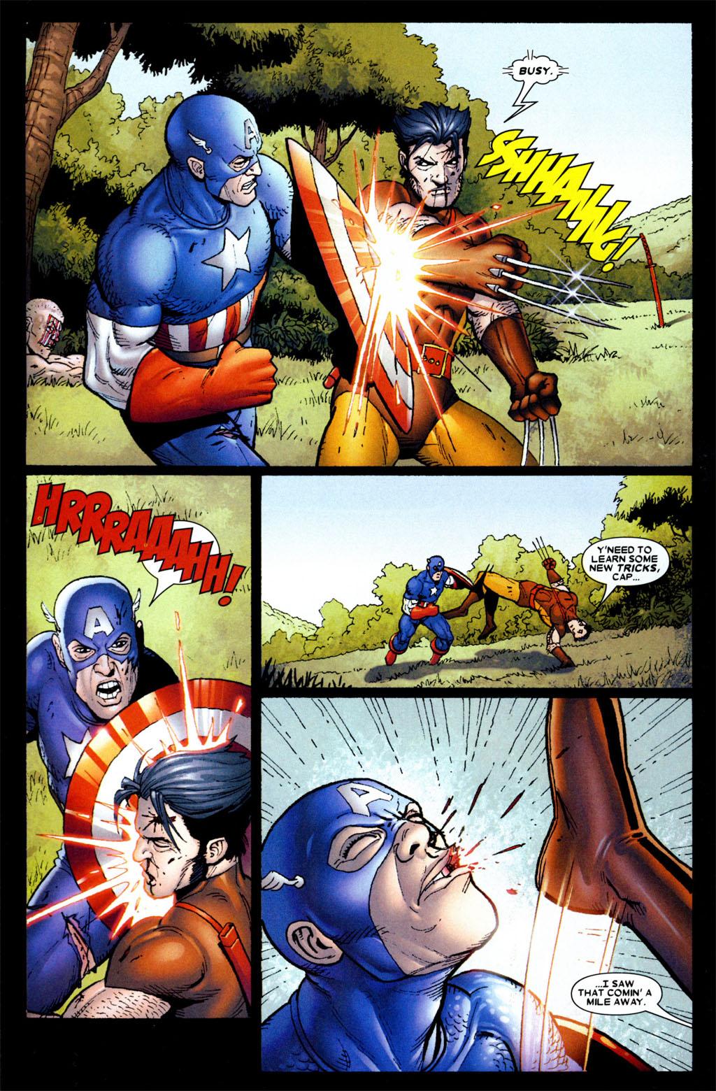 Read online Wolverine: Origins comic -  Issue #4 - 9