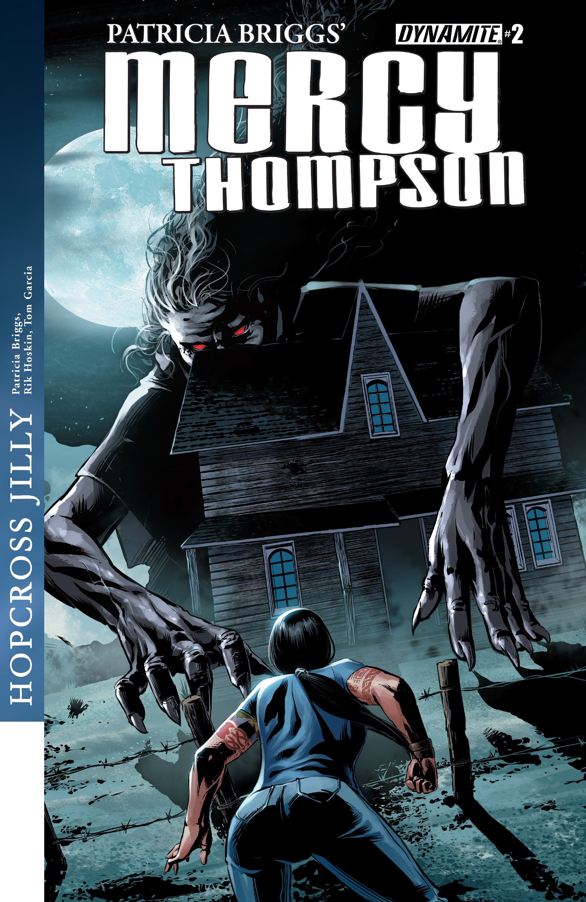 Read online Mercy Thompson comic -  Issue #2 - 1
